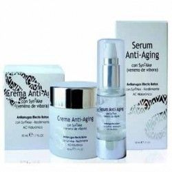 Syn-Ake Crema Antiaging 50ml+Syn-Ake Serum+Acido Hyaluronico
