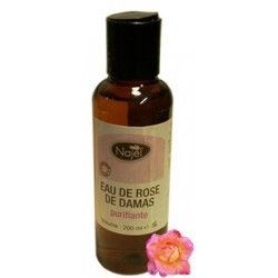 Agua de Rosa de Damasco Bio 200ml.