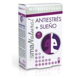 Microesferas antiestrés + sueño