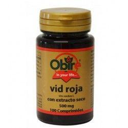 Vid roja 500 mg. (Ext.Seco) 100 Comprimidos