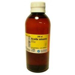 Aceite de Sésamo 150 ml.