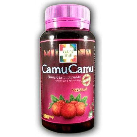 Camu camu (Myrciaria dubia) 500 mg