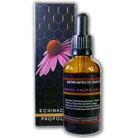 Echinacea - Própolis en extracto líquido glicerinado 50 ml