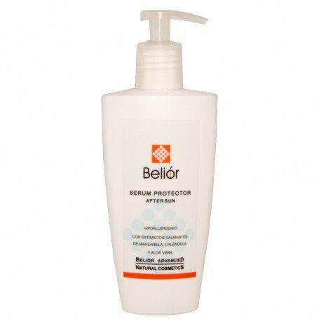 Serum protector para después del sol (after sun) 250 ml.