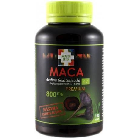 Maca roja y negra orgánica Premium 800 m