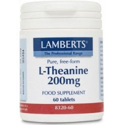 L-Theanine 200mg Pure, Free-form