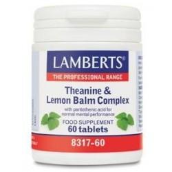 L-Teanina y Bálsamo de limón