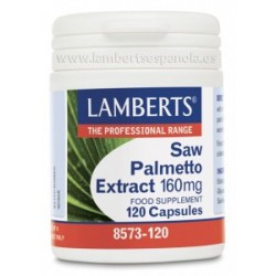 Saw Palmetto en extracto (Sabal) - 120 Capsulas