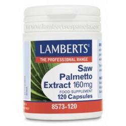 Saw Palmetto Complex (palma enana americana) - 120 Capsulas