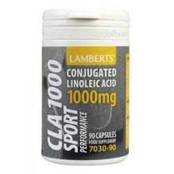 CLA (acido linoleico conjugado) 1000 mg. 90 Capsulas