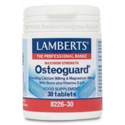 Osteoguard®. Calcio, magnesio, boro y vitaminas D y K