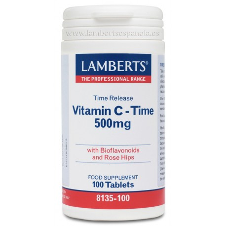 Time Release Vitamin C 500mg