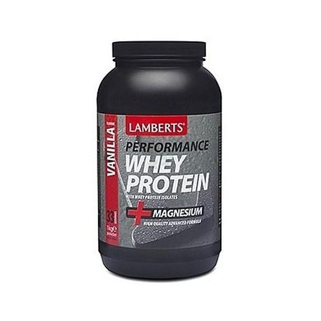 Whey Protein Isolate (Aislado de Proteina de Suero) 1 Kg. Vainilla