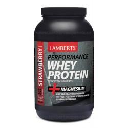 Proteína Whey aislada 1Kg sabor Fresa