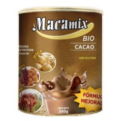 Macamix chocolate, 340gr