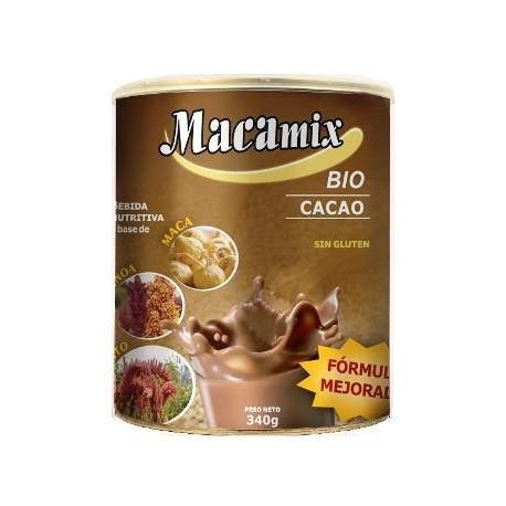 Macamix chocolate, 340gr
