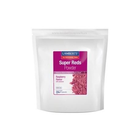 Extracto de bayas Super Reds (Polvo) 200 gr de Lamberts