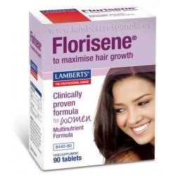Florisene® Crecimiento del Cabello 90 tabletas