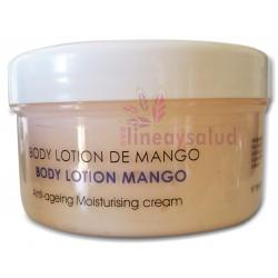Crema hidratante corporal Mango 250 ml.