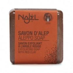 Jabón de Alepo con Arcilla Roja 100 gr.