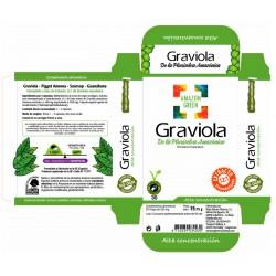 Graviola Amazon Green en blíster (caja) 30 Vcaps