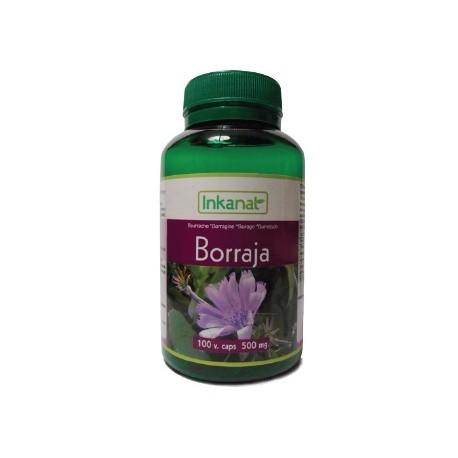 Aceite de borraja puro 500 mg