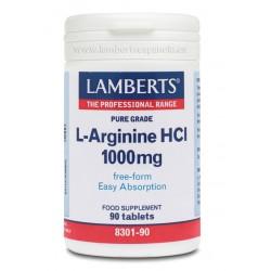 L-Arginina 500 mg - 50 Capsulas