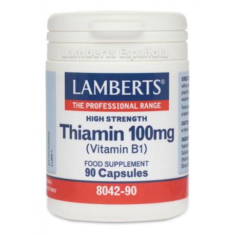 Tiamina 100mg (Vit B1)
