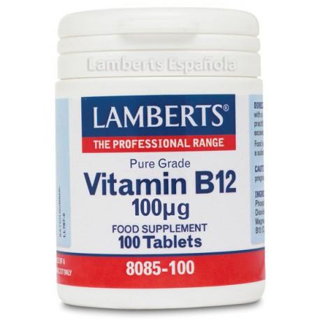 Vitamina B12 100µg