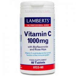 Vitamina C 1000mg con Bioflavonoides