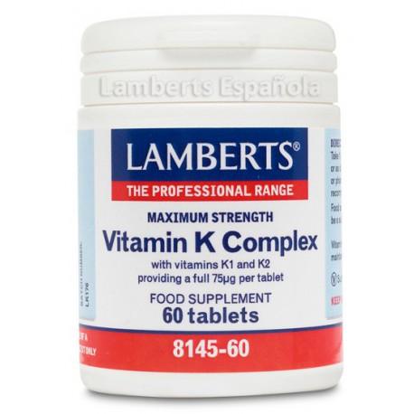 Complejo de Vitamina K