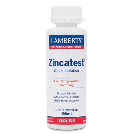 Zincatest® - Prueba niveles de zinc