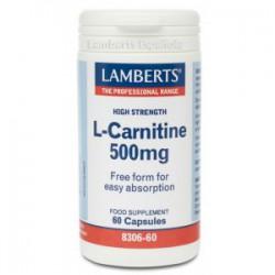 L-Carnitina 500mg