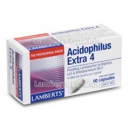 Acidophilus Extra 4 60 cáp.