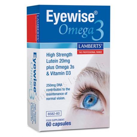 Eyewise® Omega 3 NOVEDAD