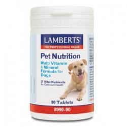 Pet Nutrition- Vitaminas y Minerales para Perros