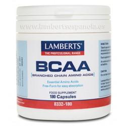 BCAA en Forma Libre. Aminoácidos esenciales