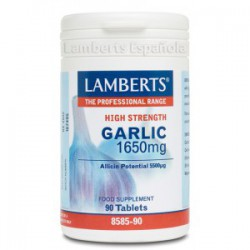 Ajo 8250 mg 60 cápsulas