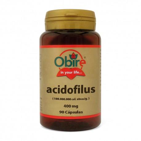 Acidofilus 90 Cápsulas de 400mg.