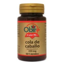 Cola de Caballo (Equisetum arvense) 300 mg 60 Cápsulas