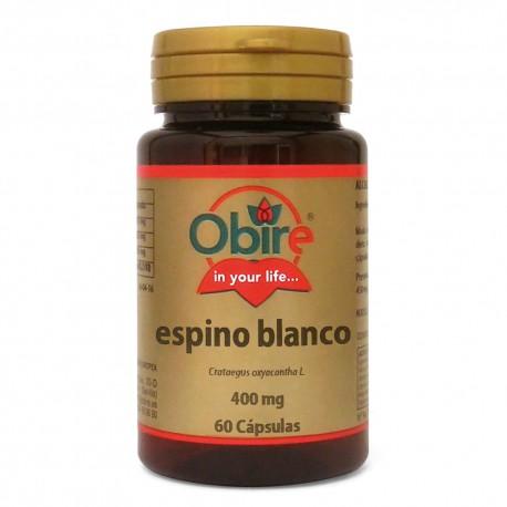 Espino Blanco, 60 capsulas 400mg.
