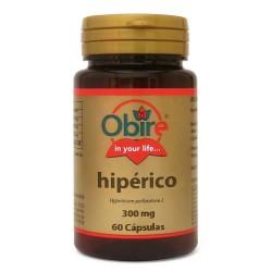 Hipérico o hierba de San Juan 300mg 60 Cápsulas