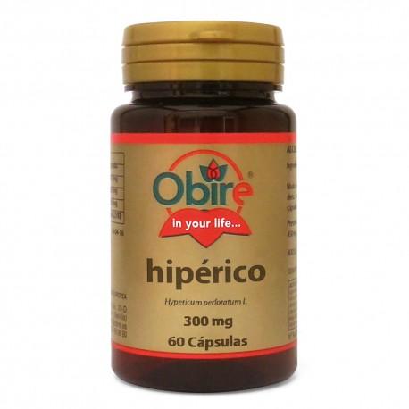 Hipérico en cápsulas 60x300mg