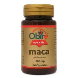 Maca 500 mg. 60 Cápsulas