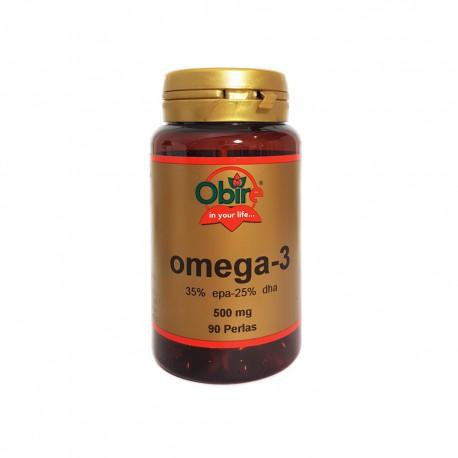Omega 3, 35% EPA 25% DHA 500 mg.