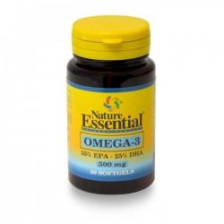 Omega 3, EPA, DHA 500 mg. 50 perlas