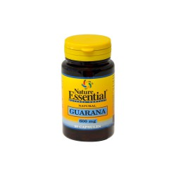 Guarana en cápsulas (50x600mg)
