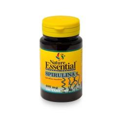Espirulina (spirulina) 400 mg. 100 comprimidos