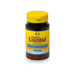 Magnesio quelado 300 mg. 50 Cápsulas