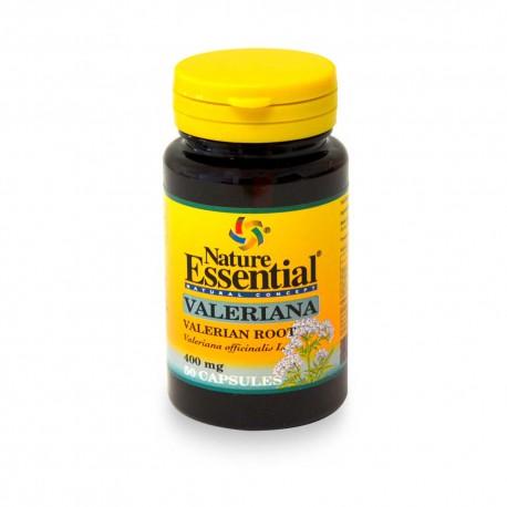 Valeriana (Valeriana officinalis) 400 mg.